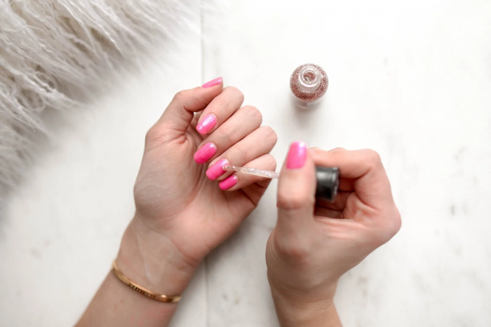 how to apply gel polish