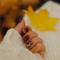 autumn nails, autumn nail art