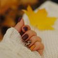 autumn nails, autumn nail art