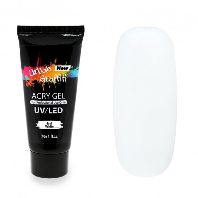AcryGel Tube - Just White 30g