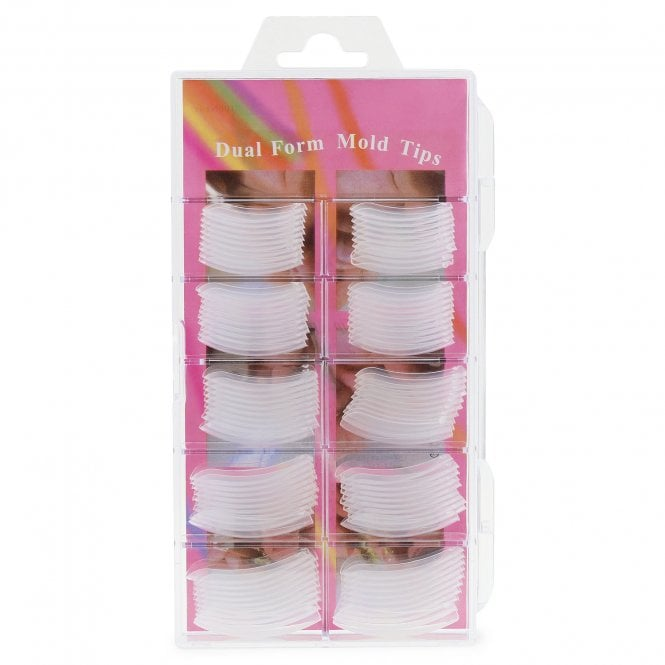 Box of 100 Topits Dual Form Nail Tips