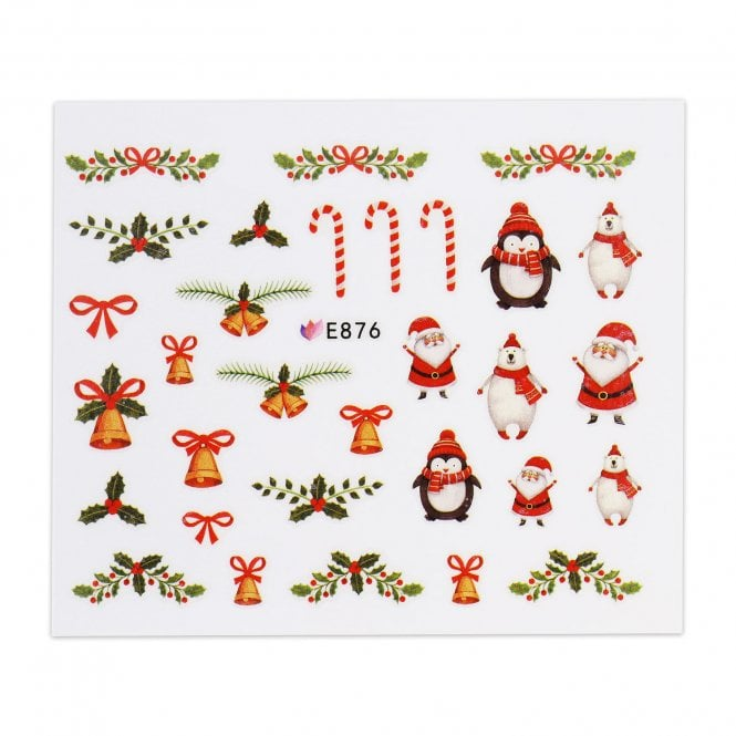 Christmas Sticker - E876