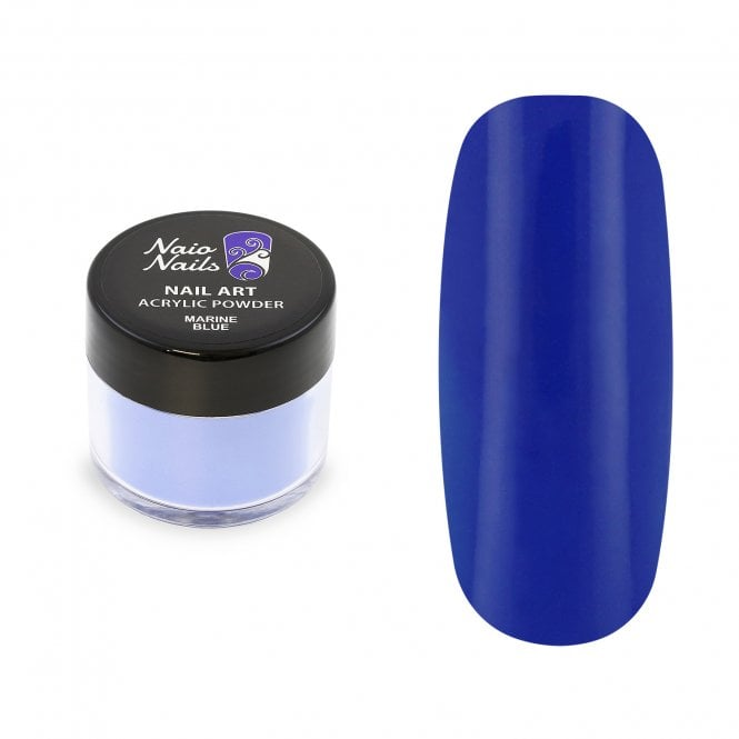 Marine Blue Acrylic Powder - 12g
