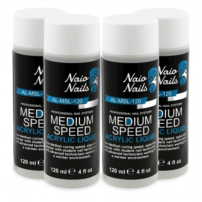 Medium Speed Acrylic Liquid - 480ml