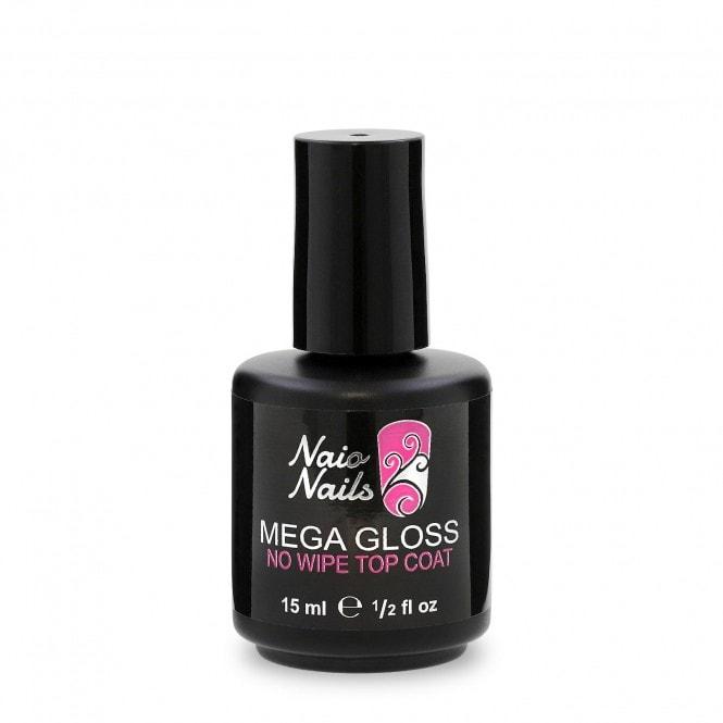Naio Nails Mega Gloss - 15ml