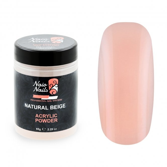 Natural Beige Cover Pink Acrylic Powder