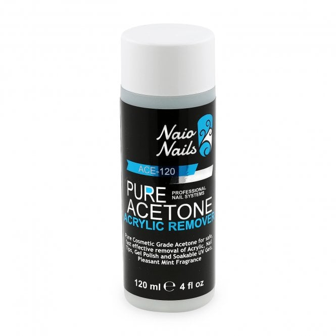 Pure Acetone - Acrylic Nail Remover - 120ml