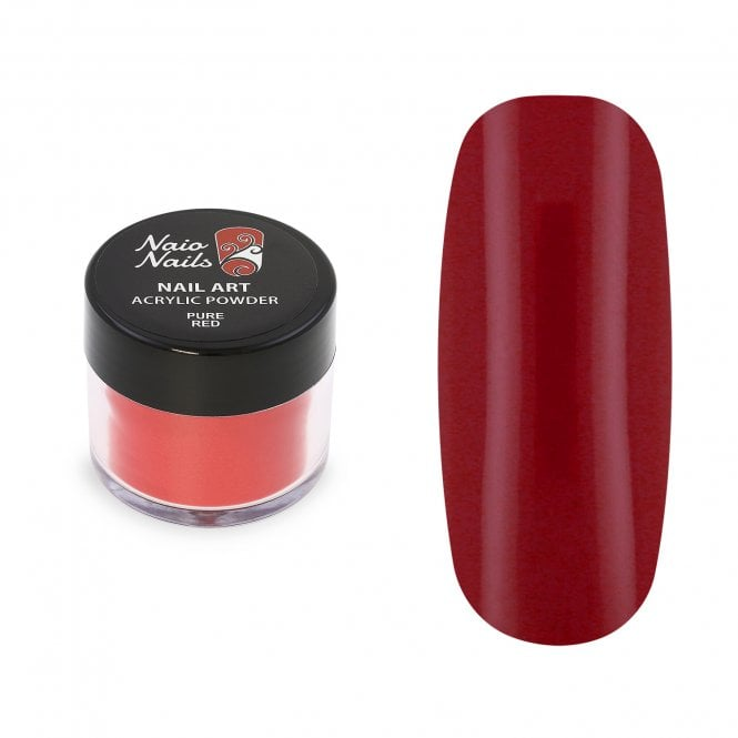 Pure Red Acrylic Powder - 12g