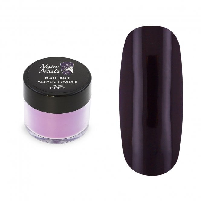 Pure Violet Acrylic Powder - 12g