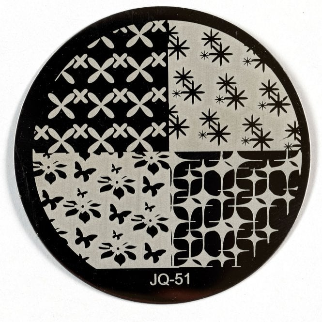 Stamping Plate - JQ-51