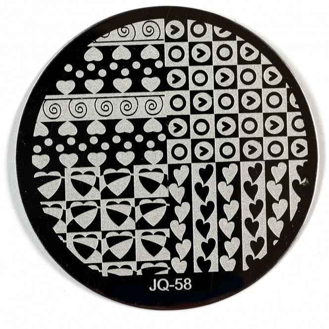 Stamping Plate - JQ-58