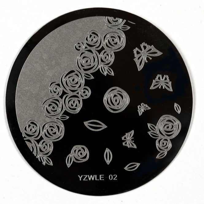 Stamping Plate - YZWLE-02