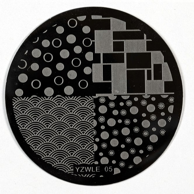 Stamping Plate - YZWLE-05