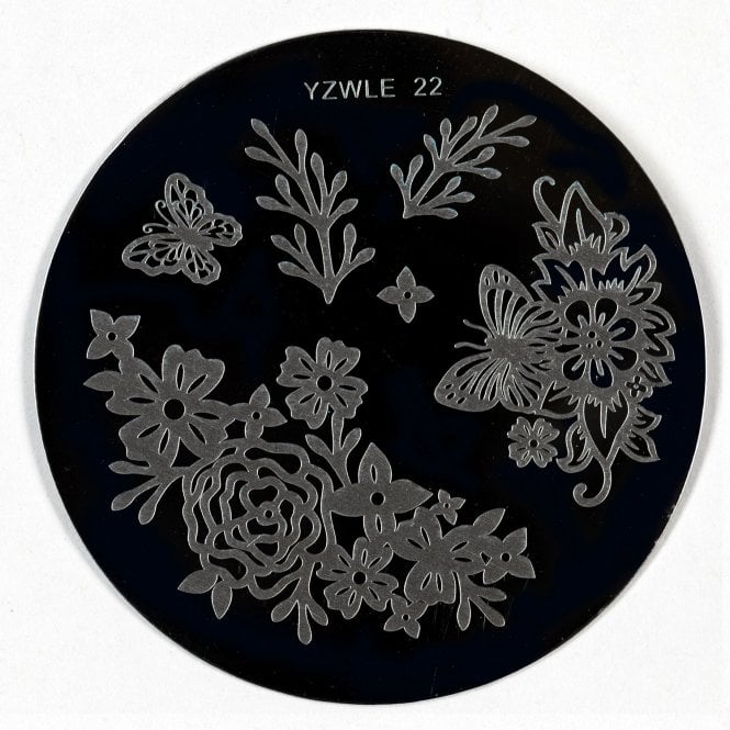 Stamping Plate - YZWLE-22