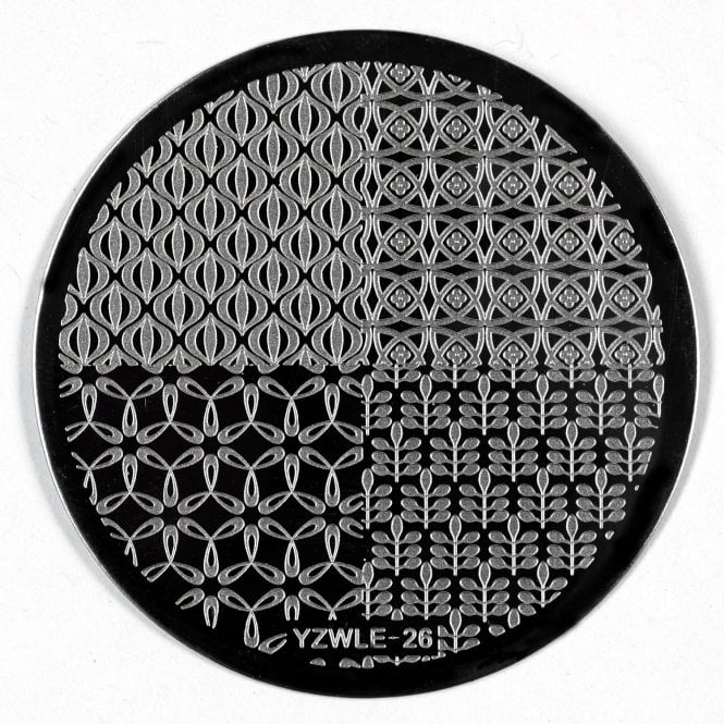 Stamping Plate - YZWLE-26