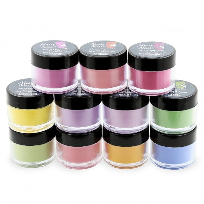 Tropical Acrylic Powder Collection - Set of 11