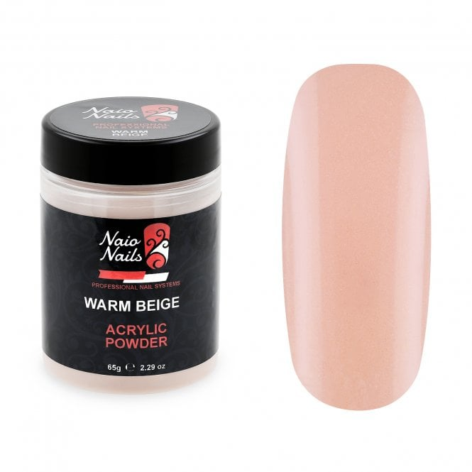 Warm Beige Cover Pink Acrylic Powder